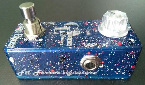 pedal gl handmade leap boost