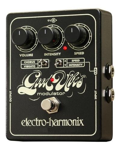 pedal good vibes electro harmonix chorus vibrato ehx usa