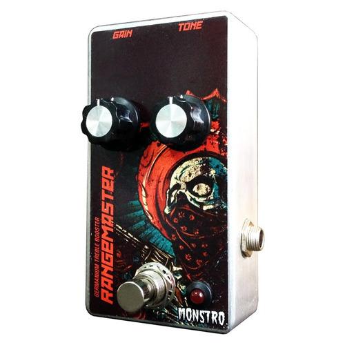 pedal guitarra rangemaster treble booster germanio monstro