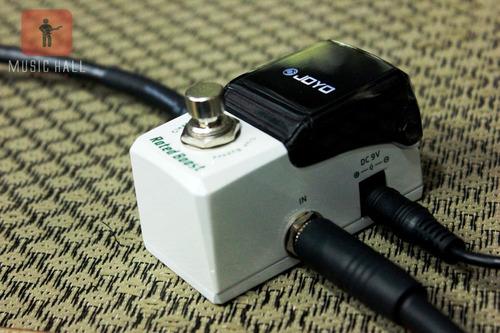 pedal guitarra rated boost joyo jf-301 ( p r o m o ç ã o )