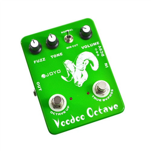 pedal guitarra voo doo octave fuzz joyo