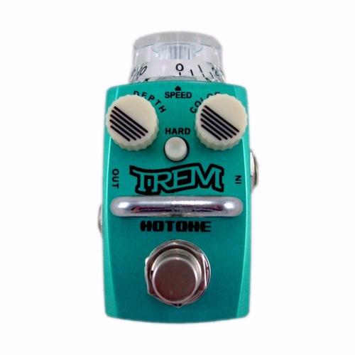 pedal hotone - trem tremolo - str - 1