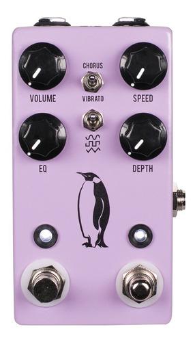pedal jhs emperor analog chorus/vibrato v2 c/ nf-e garantia