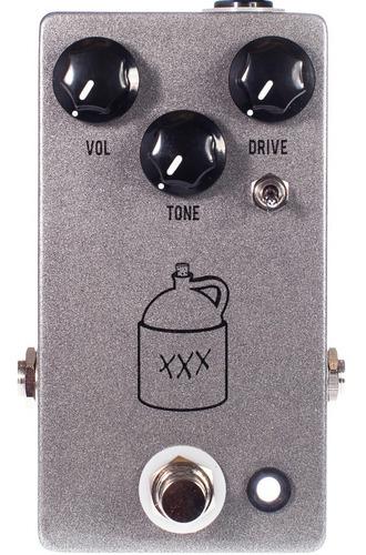 pedal jhs moonshine v2 overdrive mid range dumble c/ nf-e