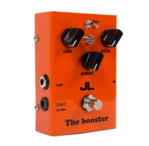 pedal jl - the booster - tb 1