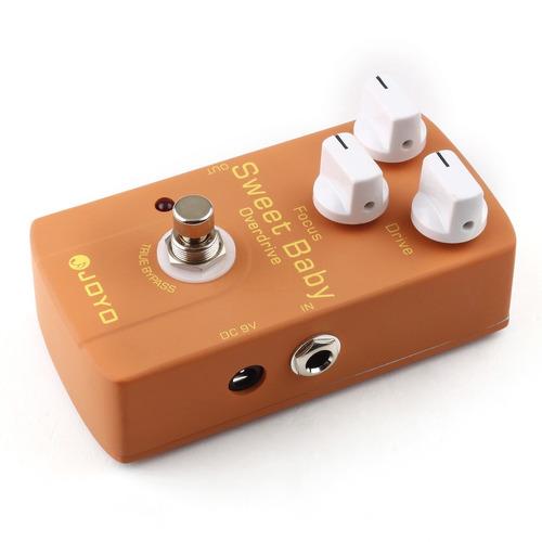 pedal joyo jf-36 sweet baby overdrive para guitarra electric