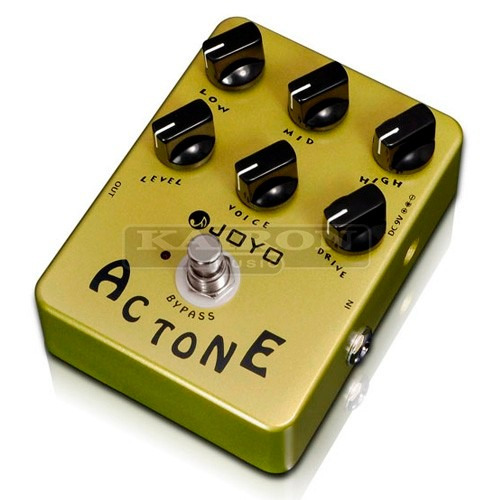 pedal joyo jf13 ac tone distorsion