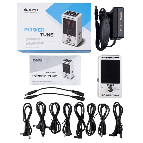 pedal joyo power tune power supply - 15% off