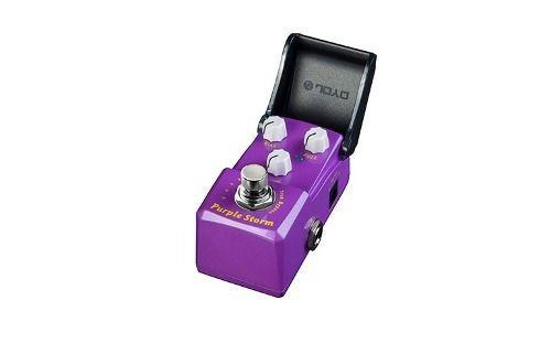 pedal joyo purple storm ( fuzz face) novo com nota fiscal