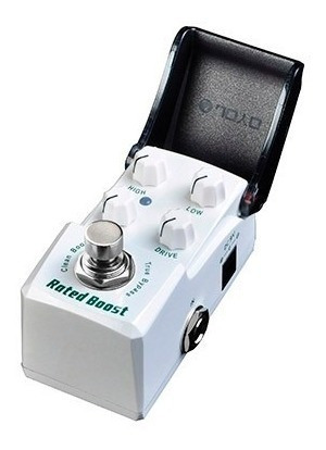 pedal joyo rated boost ironman series booster limpio