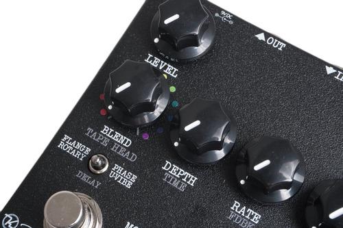 pedal keeley dark side workstation analógico multi-efeitos