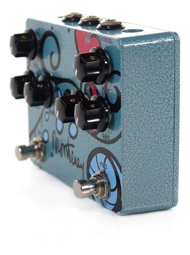 pedal keeley monterey rotary fuzz c/ nfe & garantia