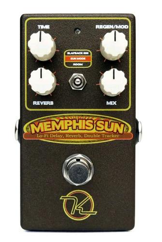 pedal keleey delay memphis sun