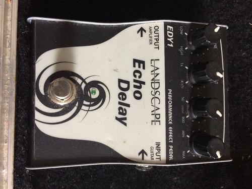 pedal landscape echo delay edy1