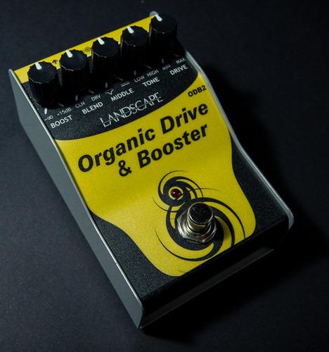 pedal landscape organic drive booster odb 2 o f e r t a