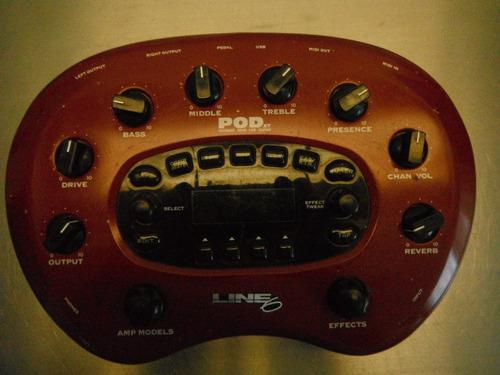 pedal line 6 pod xt