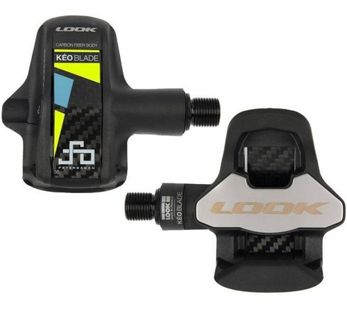 pedal look keo blade 2 carbon 12 ou 16nm peter sagan