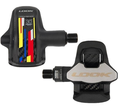 pedal look keo blade 2 carbon cro 12/16 nm 30th anniversary