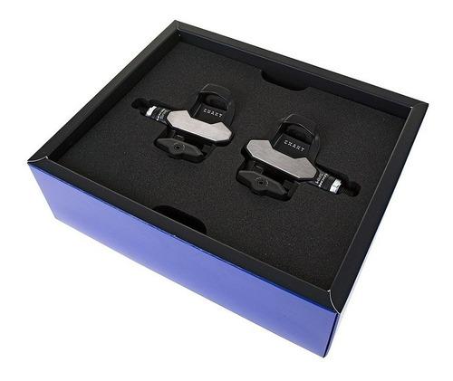 pedal look srm exakt dual medidor de potência lançamento
