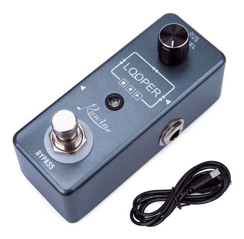 pedal loop rowin mini looper lef-332