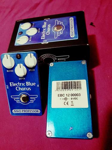 pedal  mad professor blue chorus