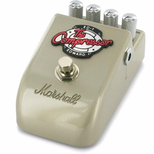 pedal marshall - compressor - ed 1