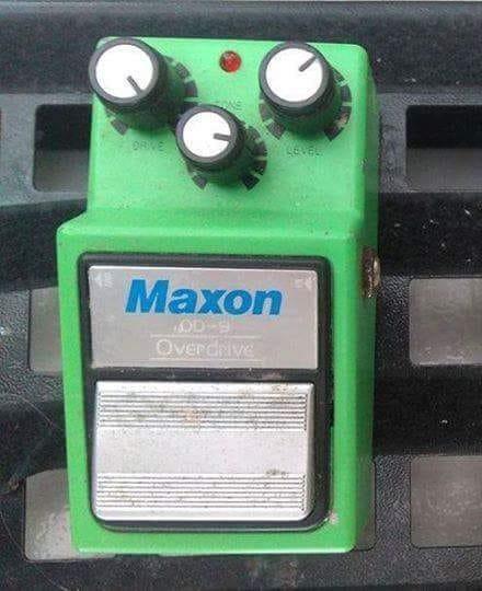 Pedal Maxon Od9