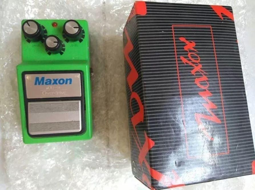 Pedal Maxon Od9 Overdrive