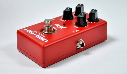 pedal modern high gain hg6 distorcion nux nfa2954