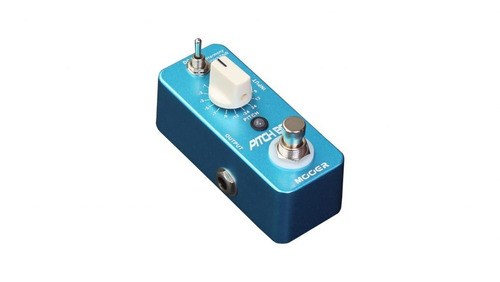 pedal mooer pitch box harmony/pitch shifting mpbhps