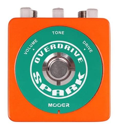 pedal mooer spark overdrive - sod1 - pd0952