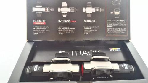 pedal mtb  look  s-track com tacos , original