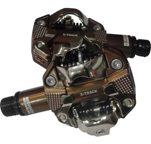 pedal mtb look x-track gravel edition