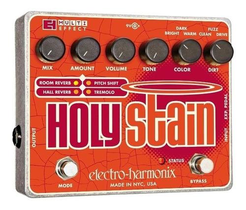 pedal multi efecto electro harmonix holy stain
