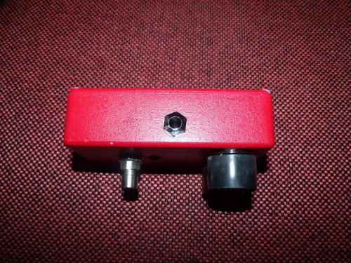 pedal mxr dyna comp compressor