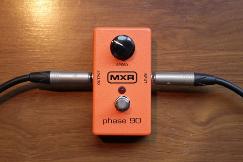 pedal mxr phase 90 - nota fiscal