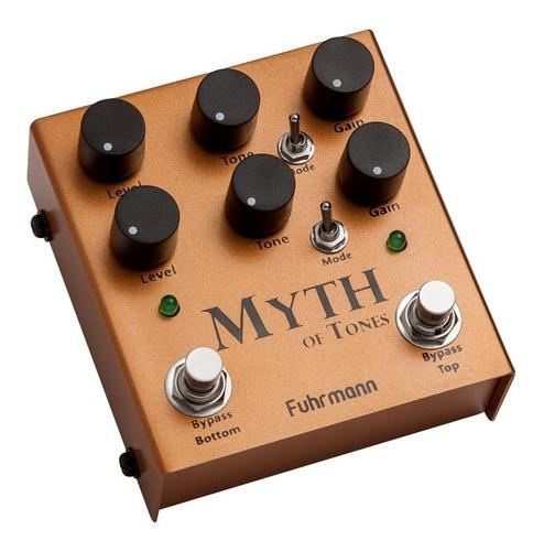 pedal myth of tones fuhrmann - drive duplo