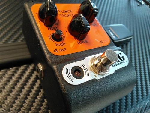 pedal nig power distortion