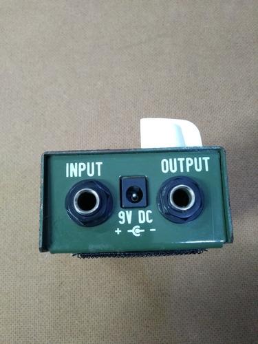 pedal noise gate fuhrmann ng02