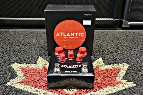 pedal nux atlantic ndr5 novo delay + reverb + shimmer !