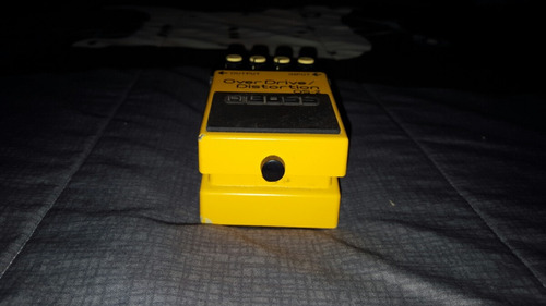 pedal over drive/ distortion marca boss