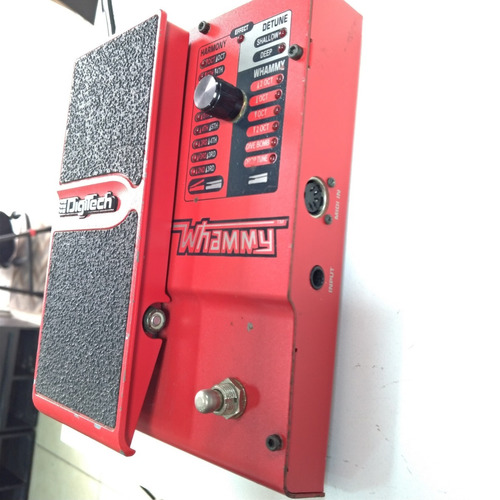 pedal p/ guitarra digitech whammy 4 usado