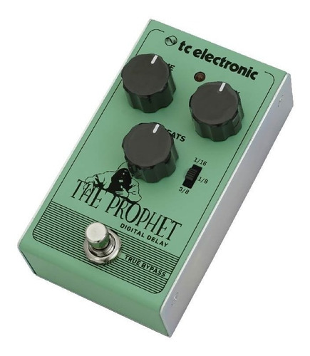 pedal p/ guitarra the prophet digital delay - tc electronic - com nota fiscal e garantia de 2 anos proshows!
