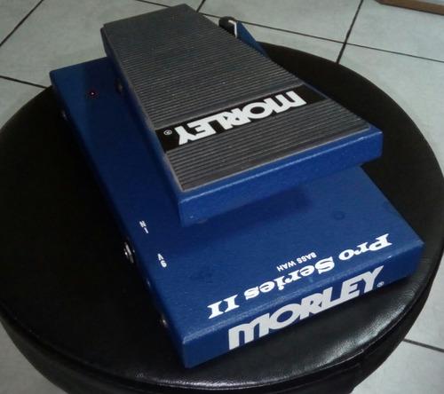 pedal para bajo morley pro series ii bass wah