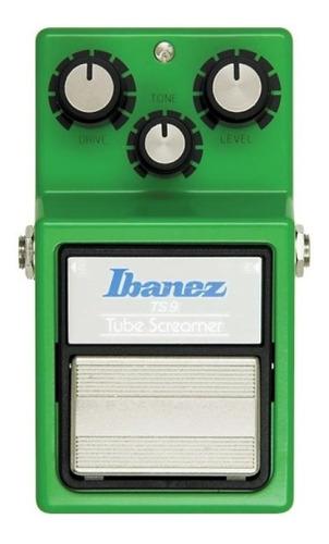 pedal para guitarra ibanez ts9 tube screamer