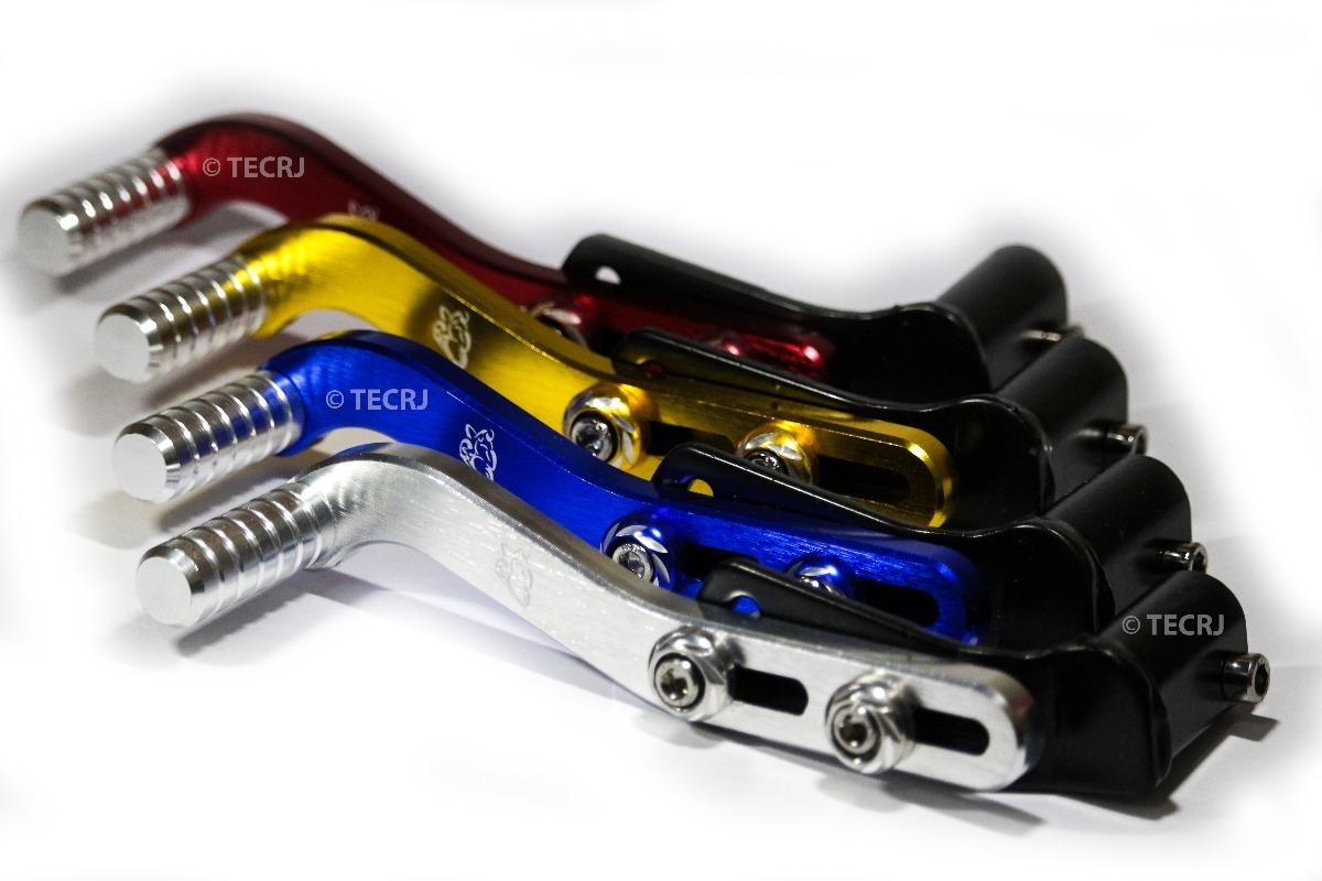Pedal Passador De Marcha De Moto Câmbio Colorido Universal - R  37 ... 8509d254f7efe