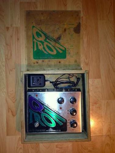 pedal q-tron electro harmonix