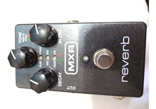 pedal reverb mxr