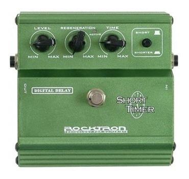 pedal rocktron short timer | delay | para guitarra