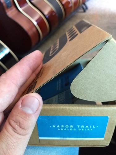 pedal seymour ducan vapor trail analog delay